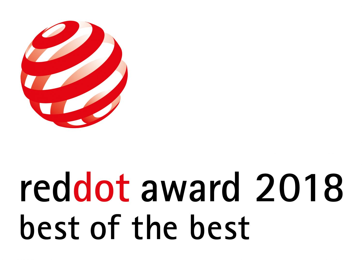 Red Dot Award 2018: Best of the Best